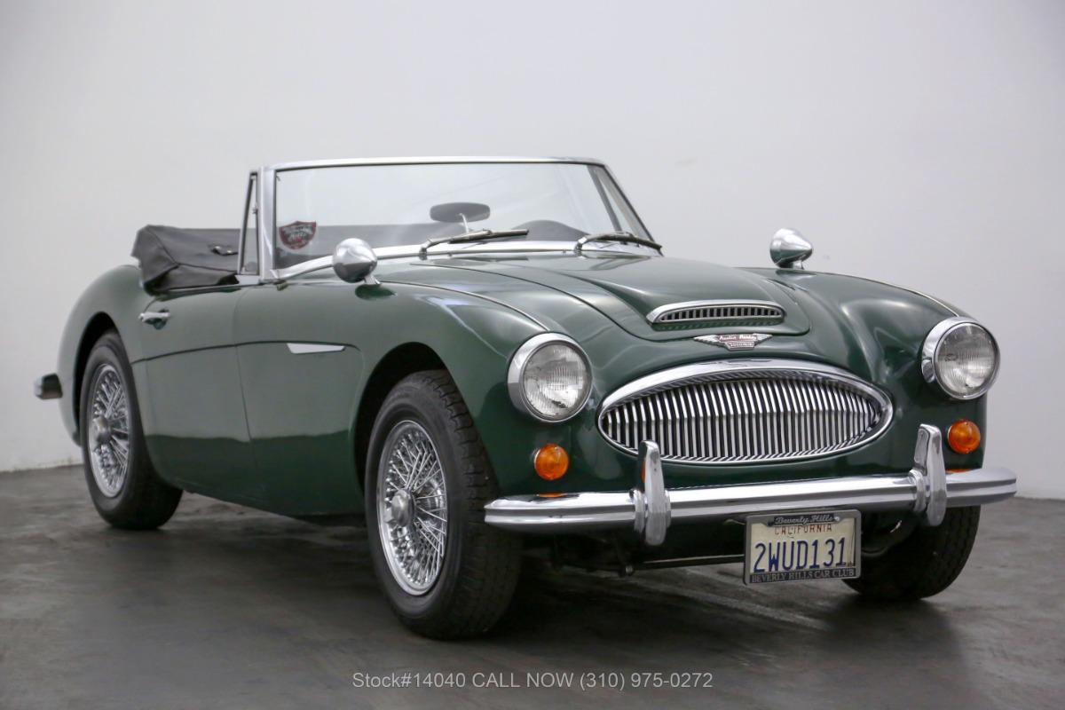 Used 1964 Austin-Healey 3000 BJ8 Convertible Sports Car   Los Angeles, CA
