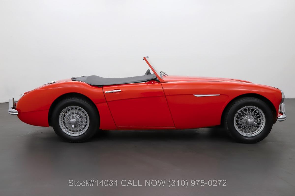 Used 1960 Austin-Healey 3000 BN7 Convertible Sports Car | Los Angeles, CA