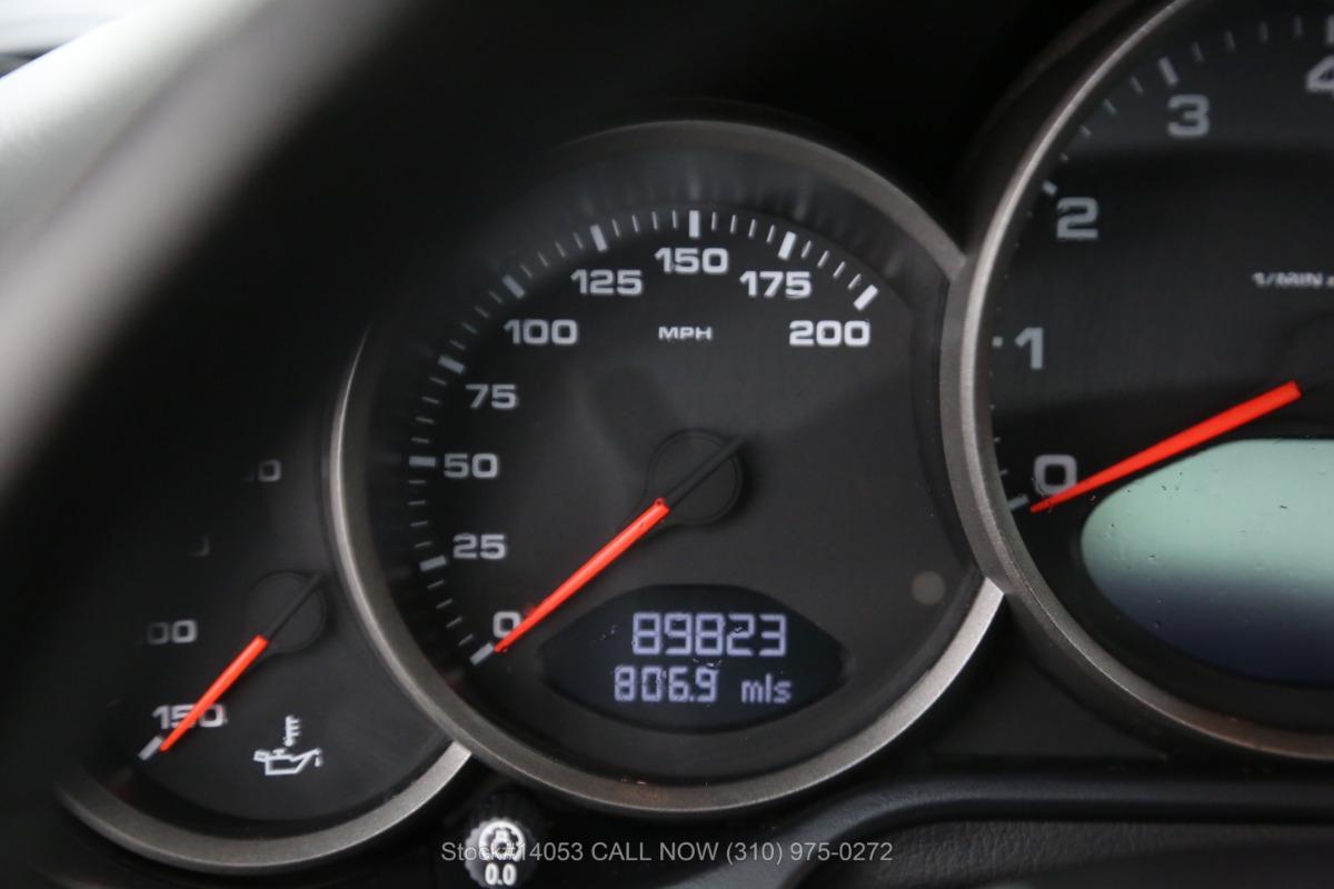 Used 2006 Porsche 911 Carrera Coupe 6-Speed   Los Angeles, CA