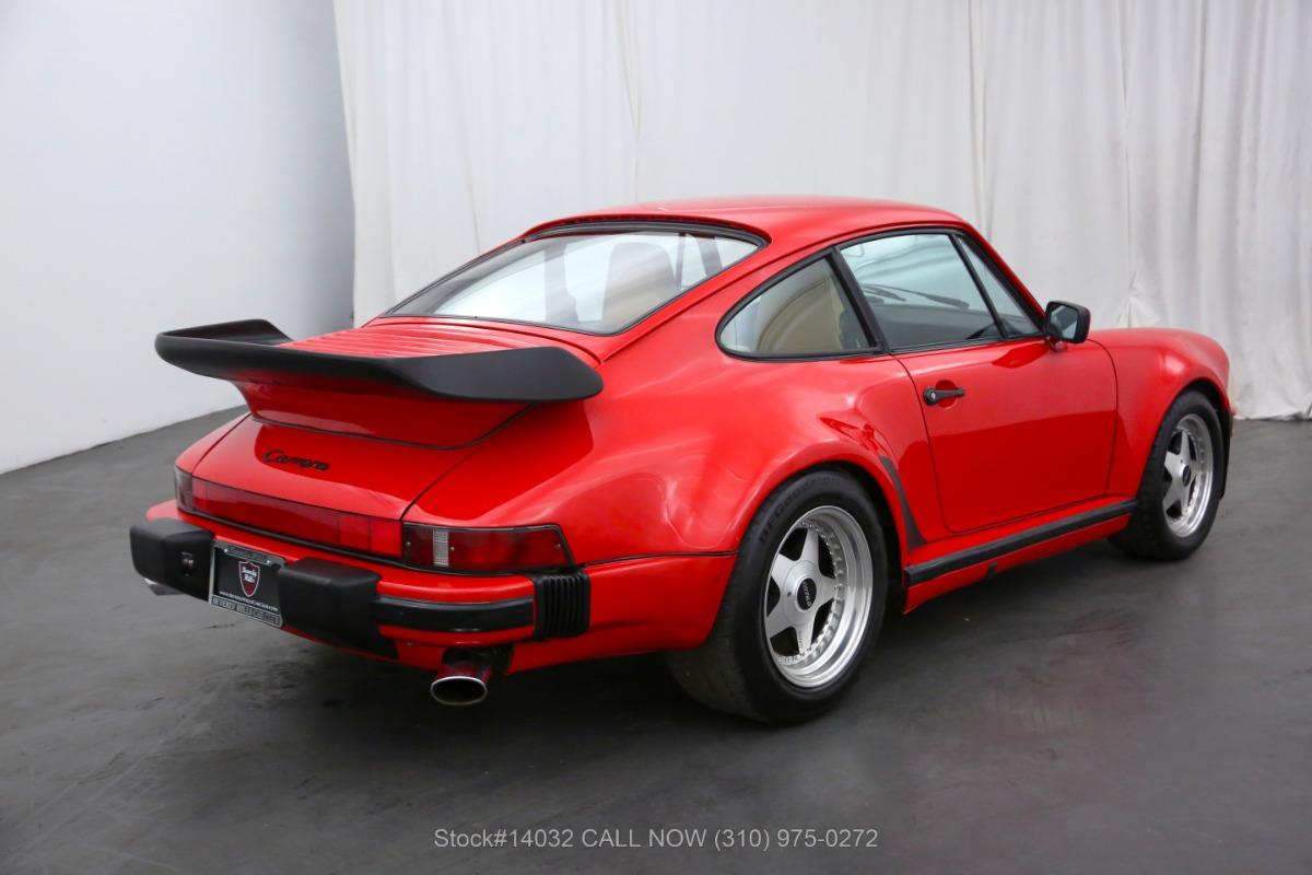 Used 1987 Porsche Carrera Sunroof Delete Coupe | Los Angeles, CA
