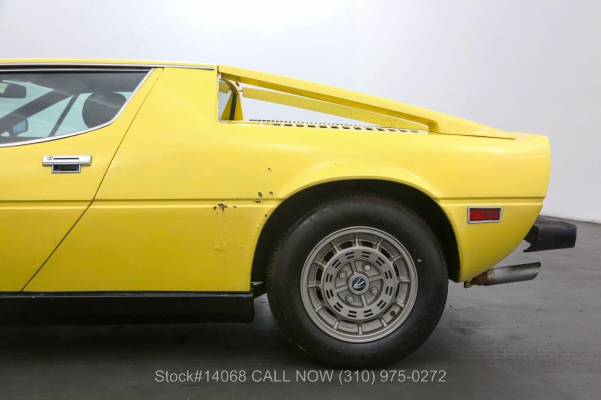 Used 1979 Maserati Merak SS    Los Angeles, CA