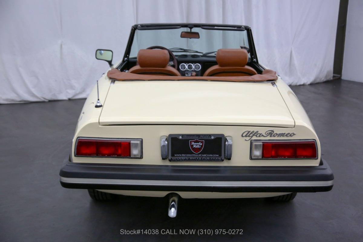 Used 1978 Alfa Romeo Spider Veloce  | Los Angeles, CA