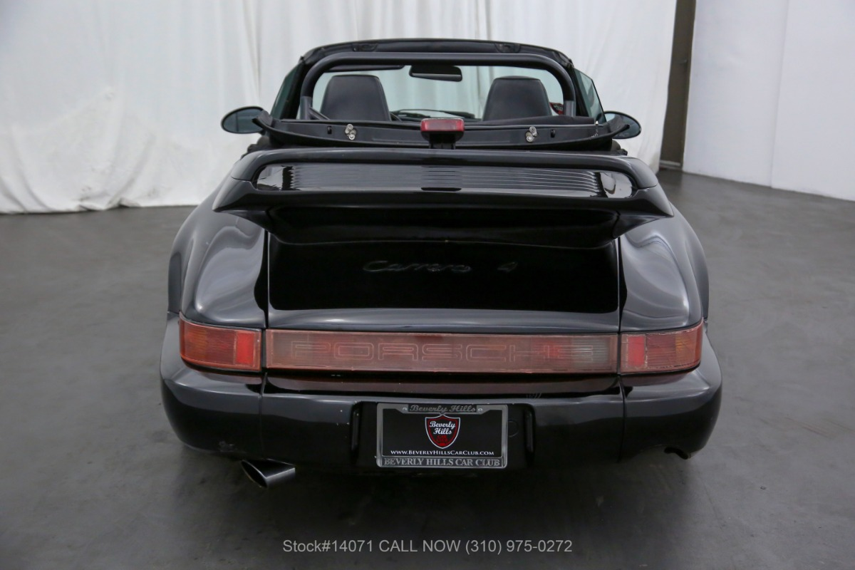 Used 1991 Porsche 964 Carrera 4 Cabriolet | Los Angeles, CA