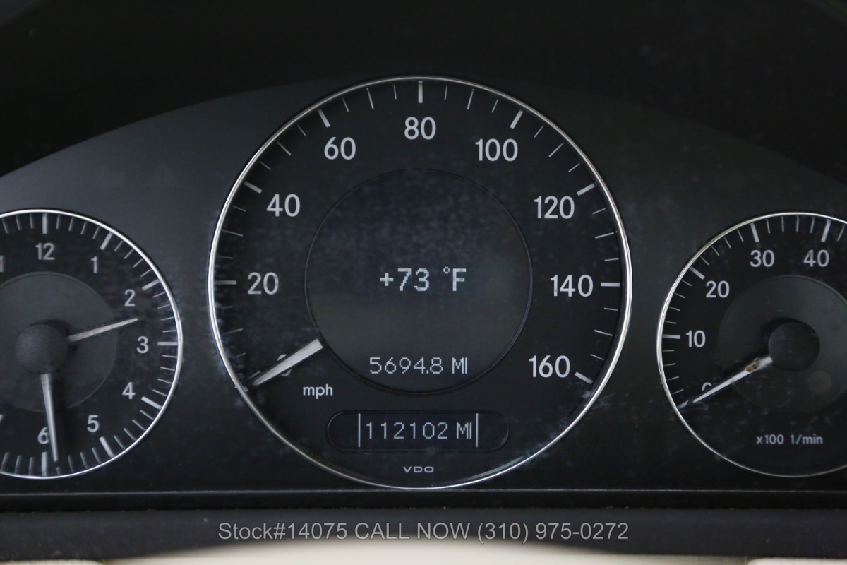 Used 2008 Mercedes-Benz 350CLK  | Los Angeles, CA