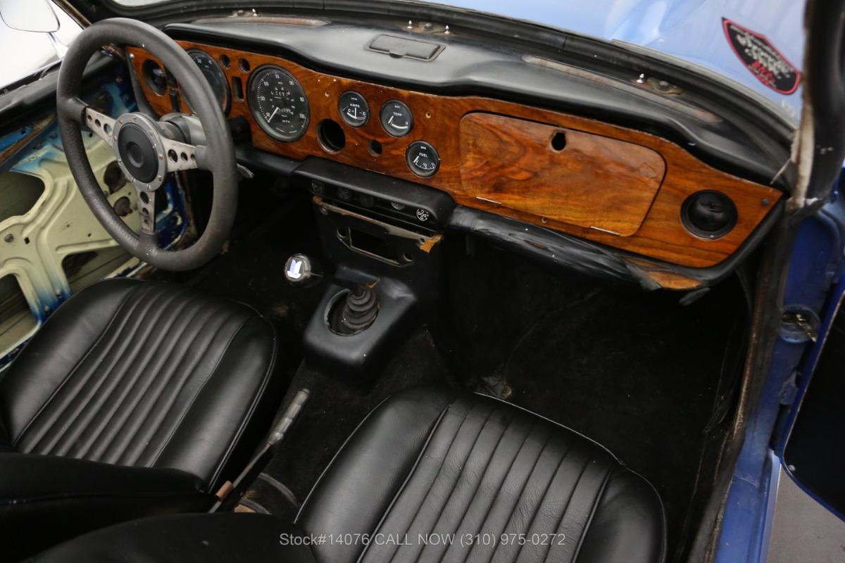 Used 1968 Triumph TR250    Los Angeles, CA