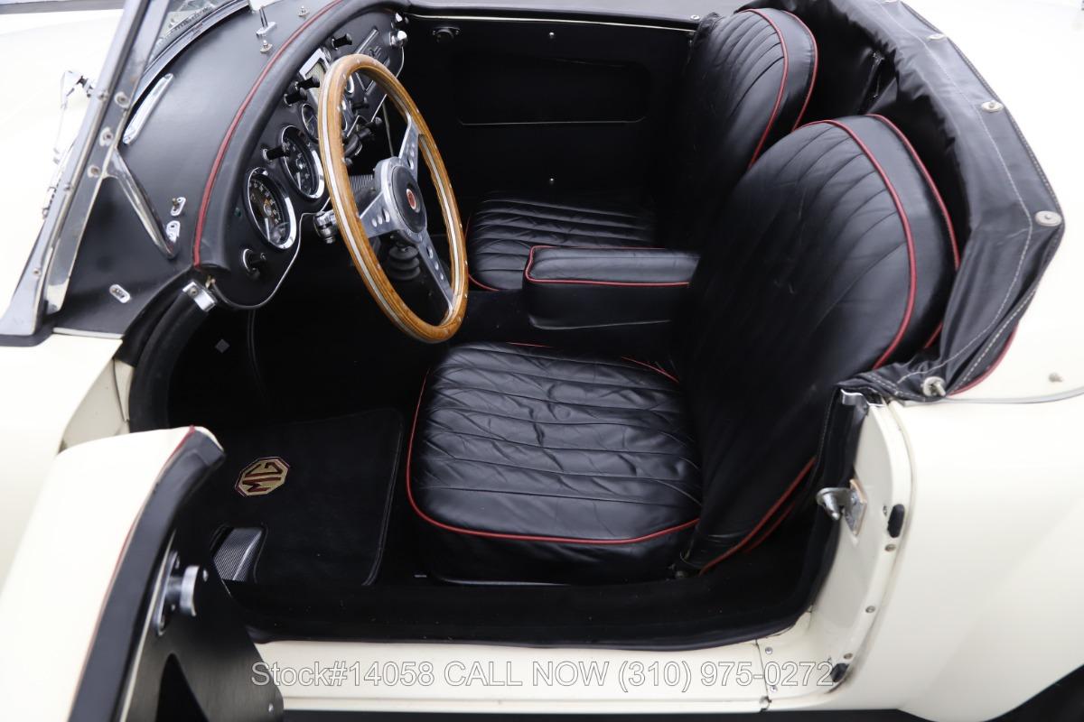 Used 1962 MG A 1600 MK II Roadster   Los Angeles, CA