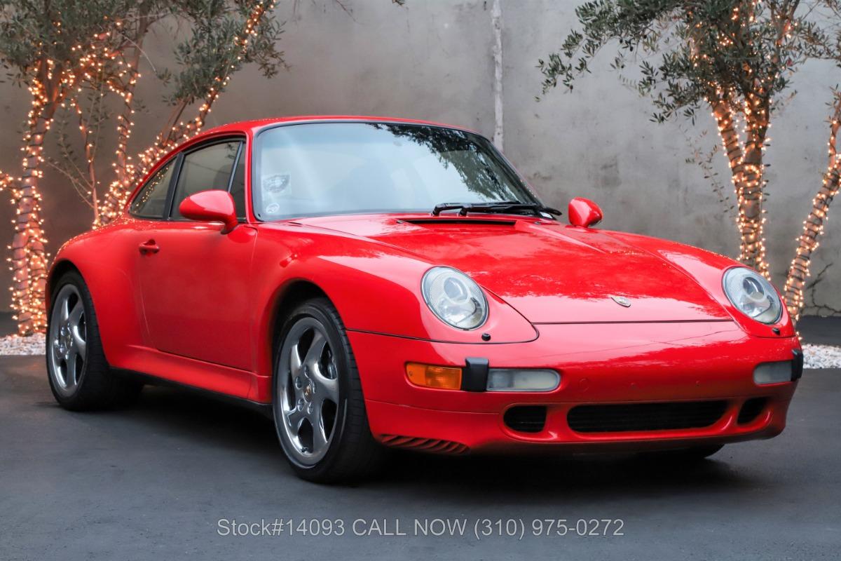 1998 Porsche 993 Carrera S Coupe
