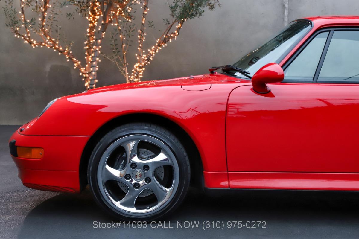 Used 1998 Porsche 993 Carrera S Coupe | Los Angeles, CA