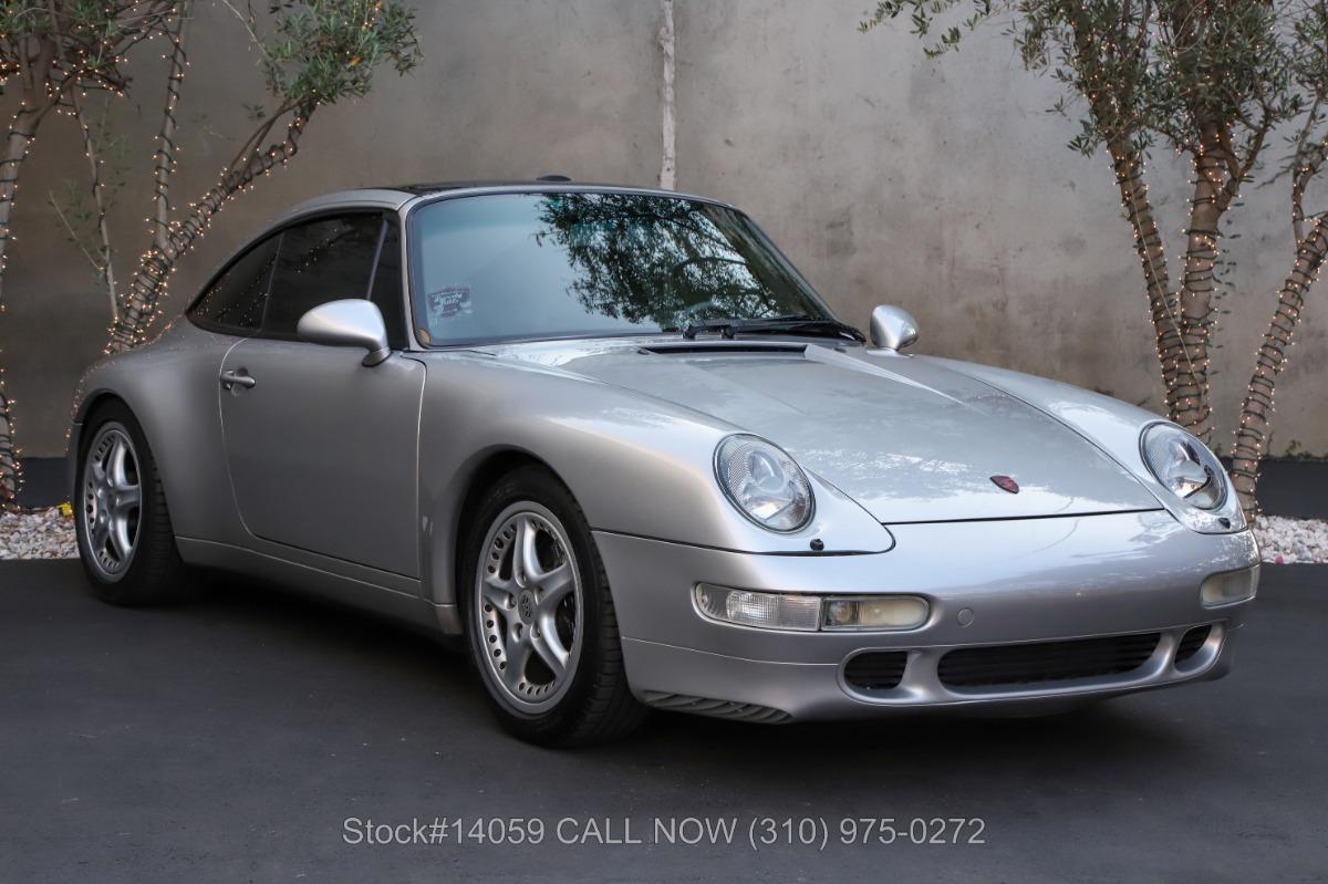 1998 Porsche 993 Targa