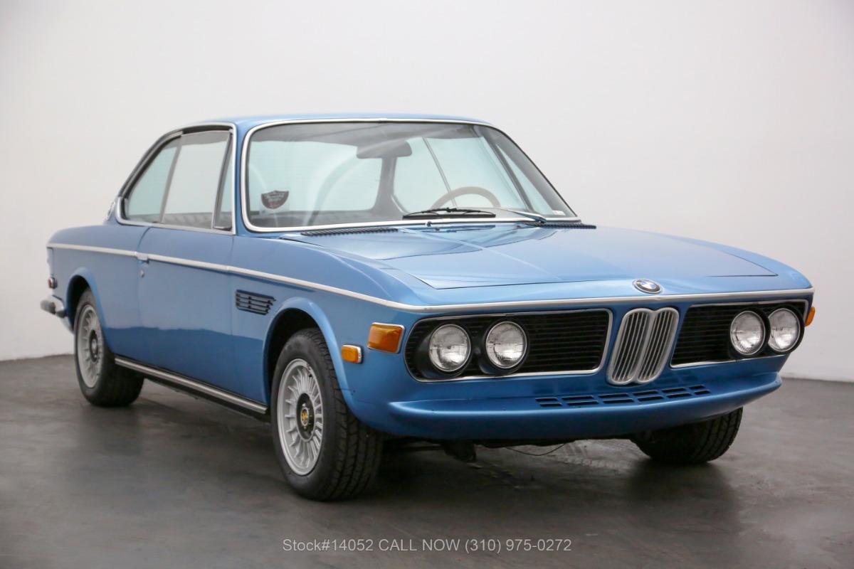 1969 BMW 2800CS