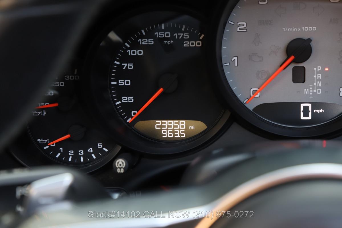 Used 2017 Porsche 911 Carrera  S Cabriolet | Los Angeles, CA
