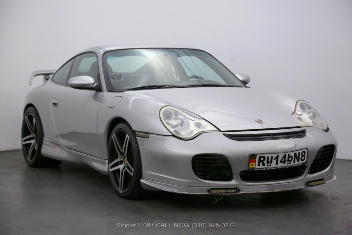 2002 Porsche 911 C4S 6-Speed