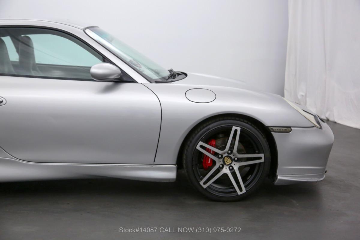 Used 2002 Porsche 911 C4S 6-Speed    Los Angeles, CA