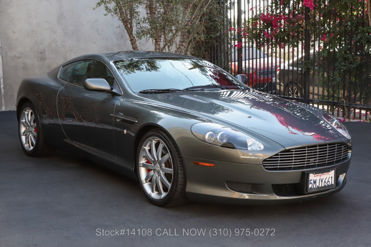 Used 2005 Aston Martin DB9 Volante  | Los Angeles, CA