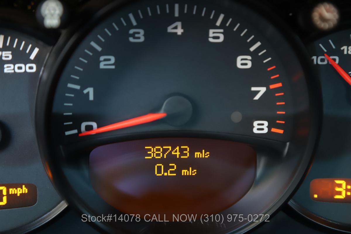Used 2001 Porsche 911 Turbo 6-Speed    Los Angeles, CA