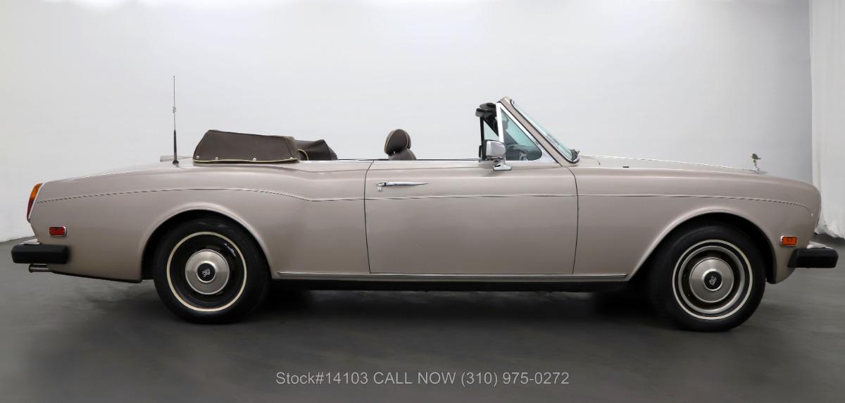 Used 1983 Rolls-Royce Corniche    Los Angeles, CA