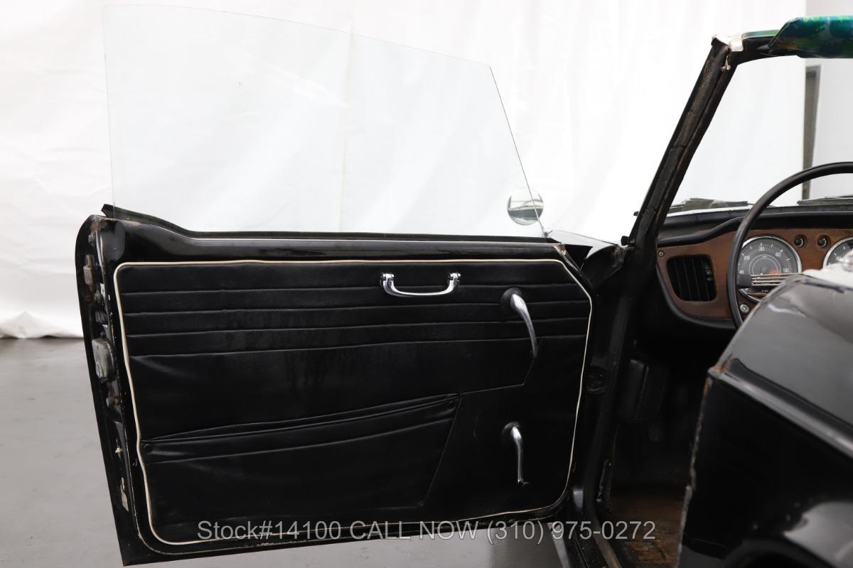 Used 1965 Triumph TR4    Los Angeles, CA