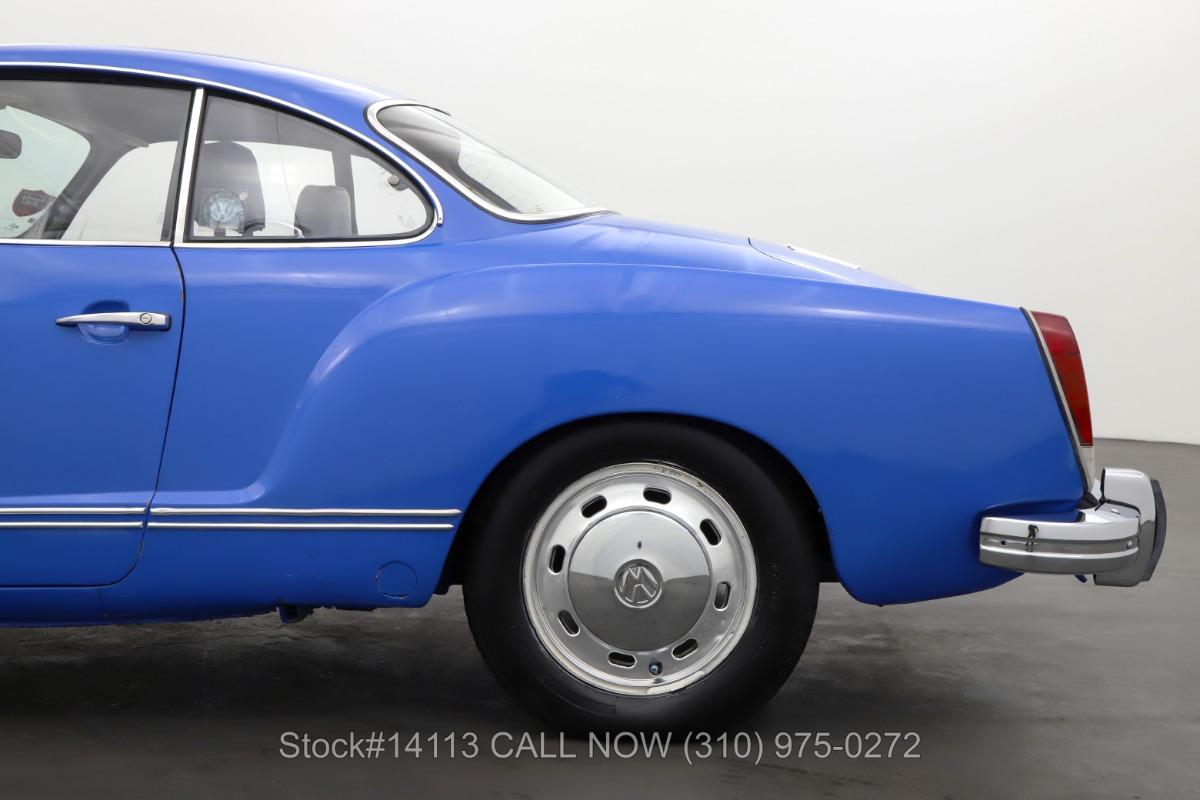 Used 1972 Volkswagen Karmann Ghia Coupe   Los Angeles, CA