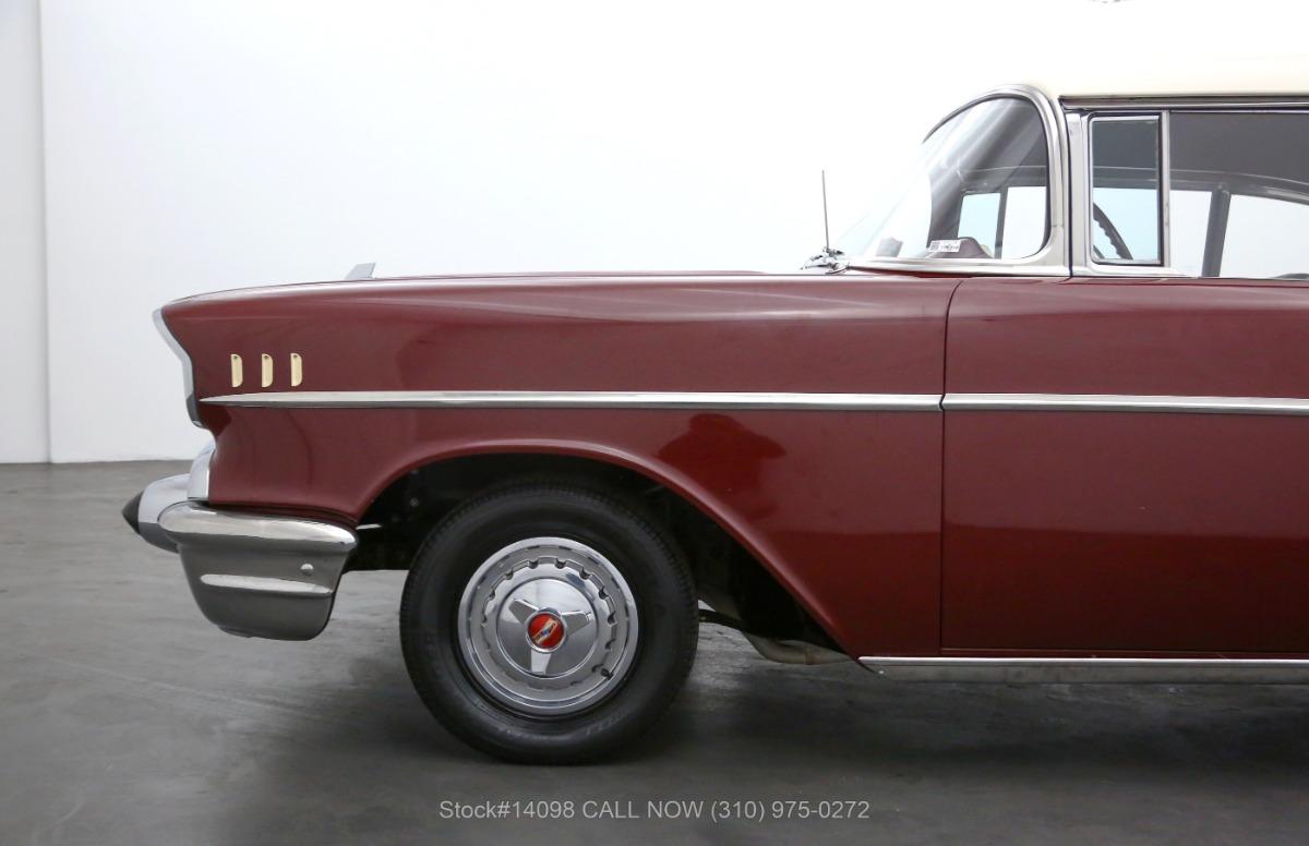 Used 1957 Chevrolet Bel Air 2-Door Hardtop No Post    Los Angeles, CA