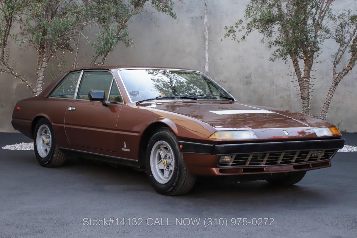 1979 Ferrari 400A