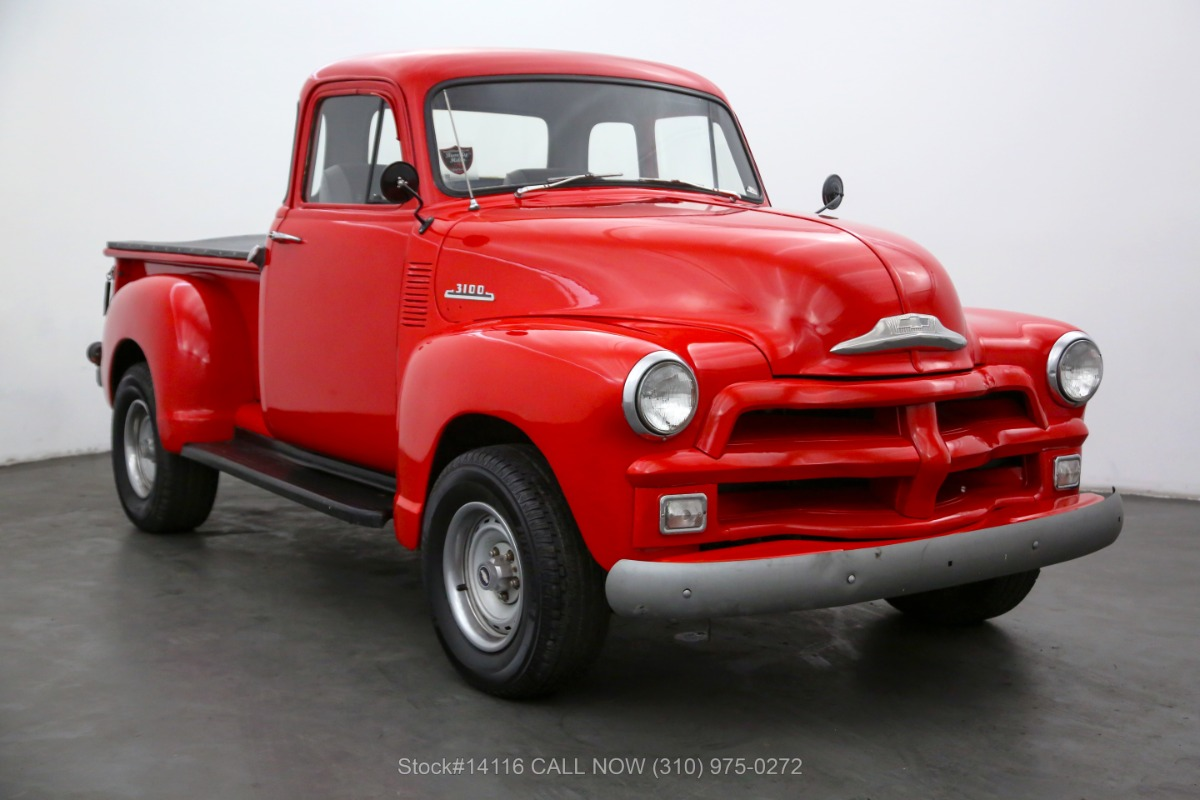 1954 Chevrolet 3100 Half-Ton 5-Window Pickup