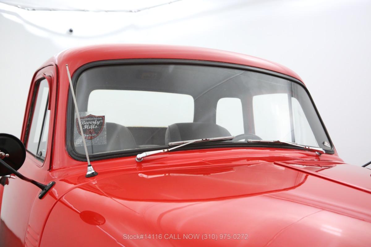 Used 1954 Chevrolet 3100 Half-Ton 5-Window Pickup | Los Angeles, CA