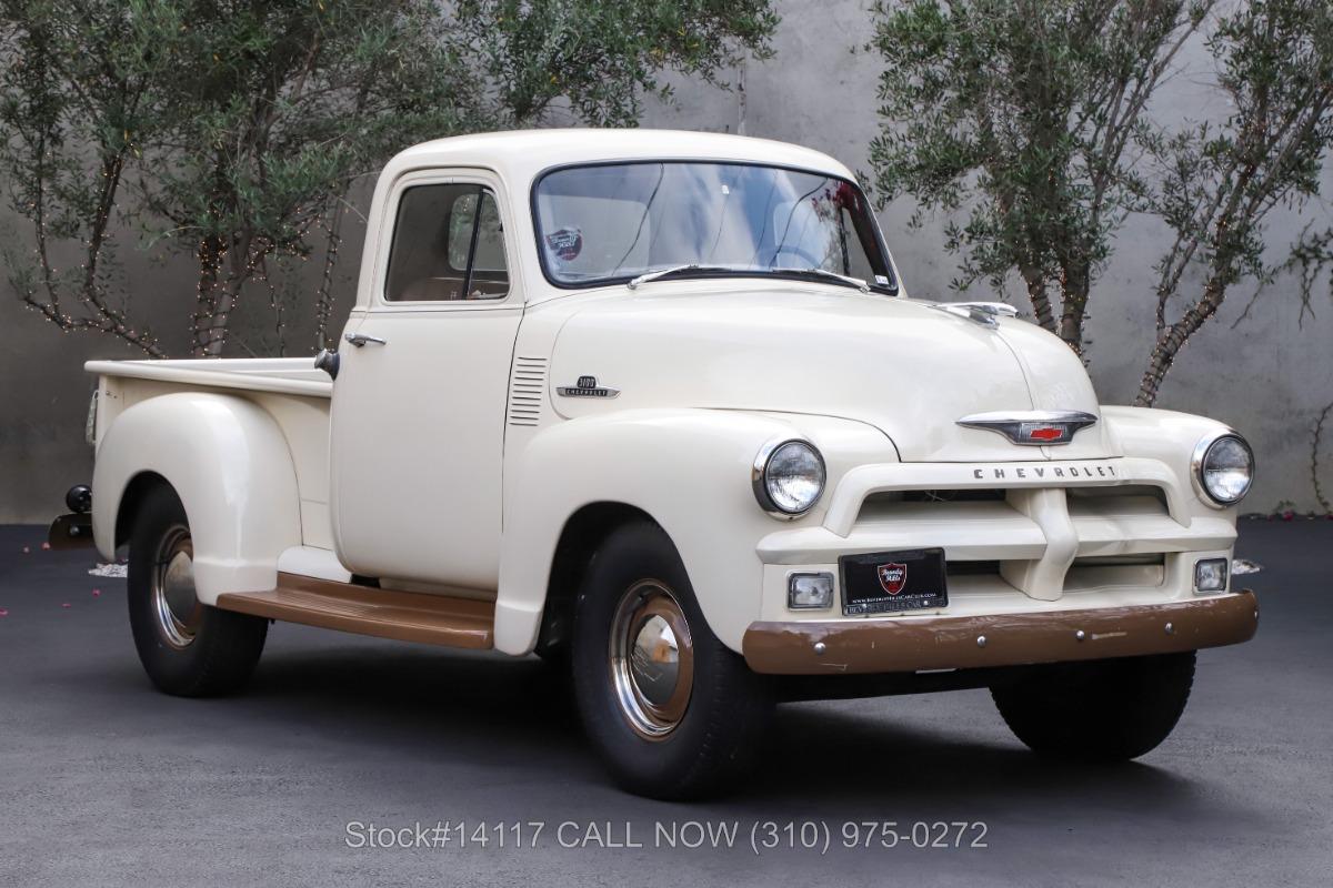 1955 Chevrolet 3100 Half-Ton 3-Window Pickup