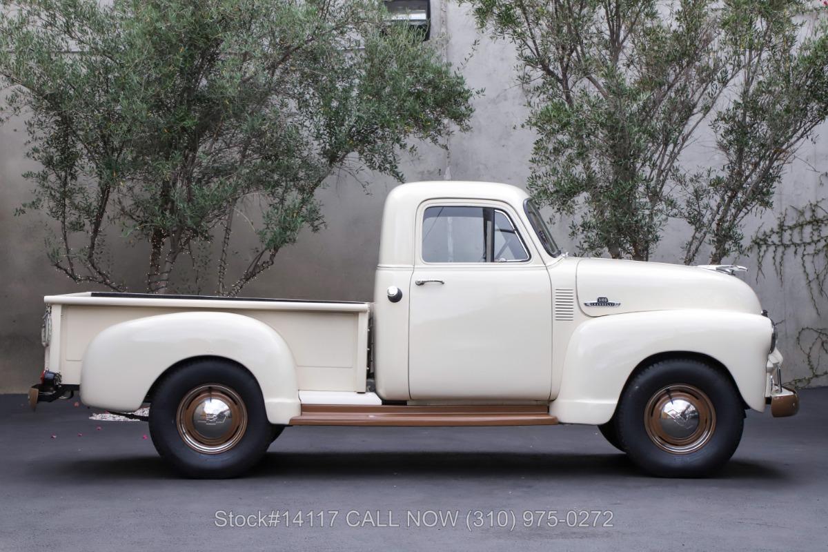 Used 1955 Chevrolet 3100 Half-Ton 3-Window Pickup   Los Angeles, CA