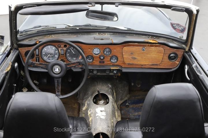 Used 1972 Triumph TR6  | Los Angeles, CA