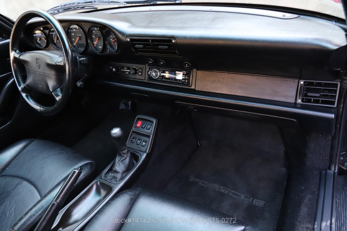 Used 1996 Porsche 993 C4S Coupe | Los Angeles, CA