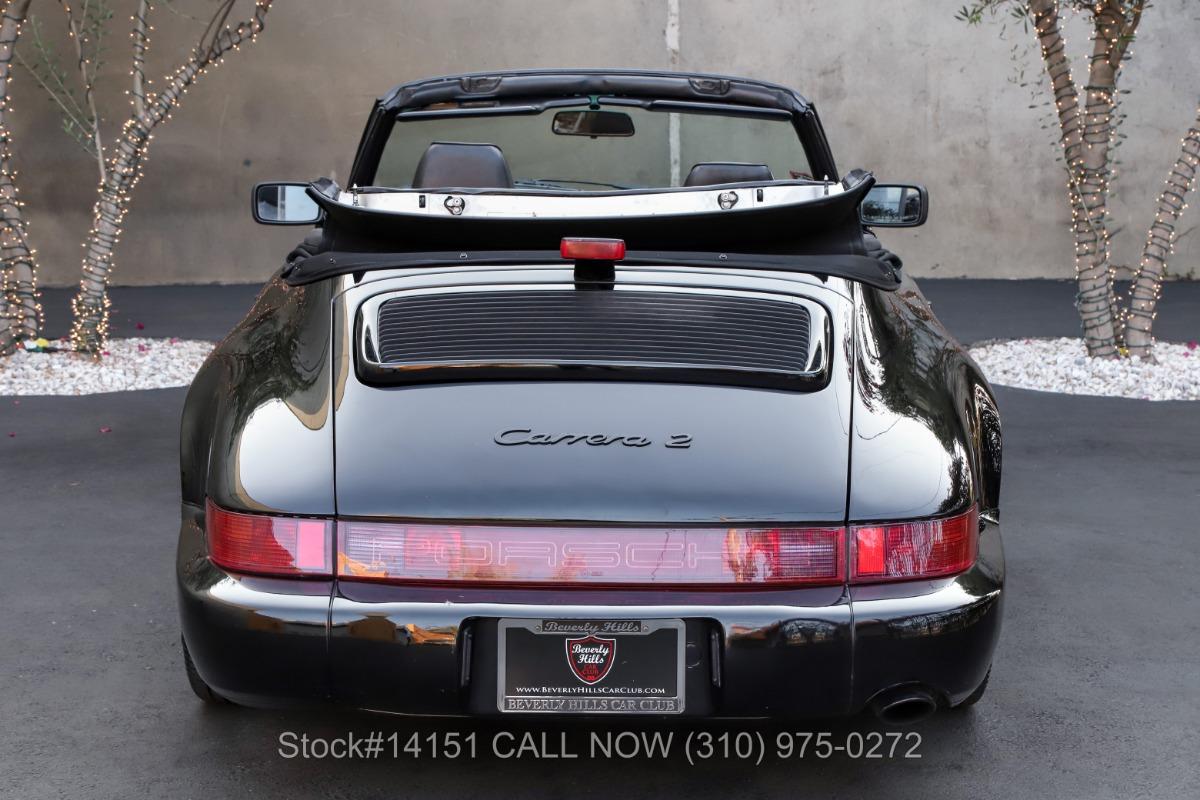 Used 1991 Porsche 964 Carrera 2 Cabriolet   Los Angeles, CA