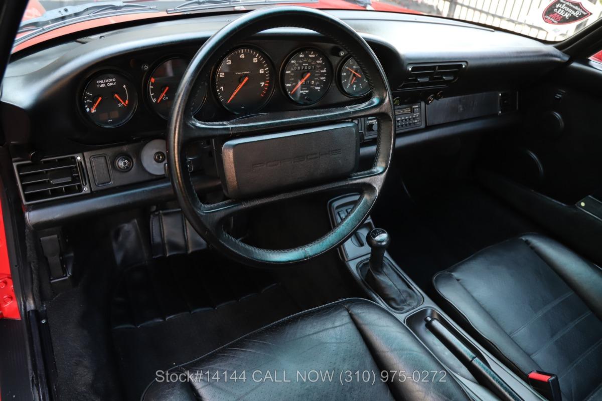 Used 1989 Porsche 911 Carrera Coupe | Los Angeles, CA