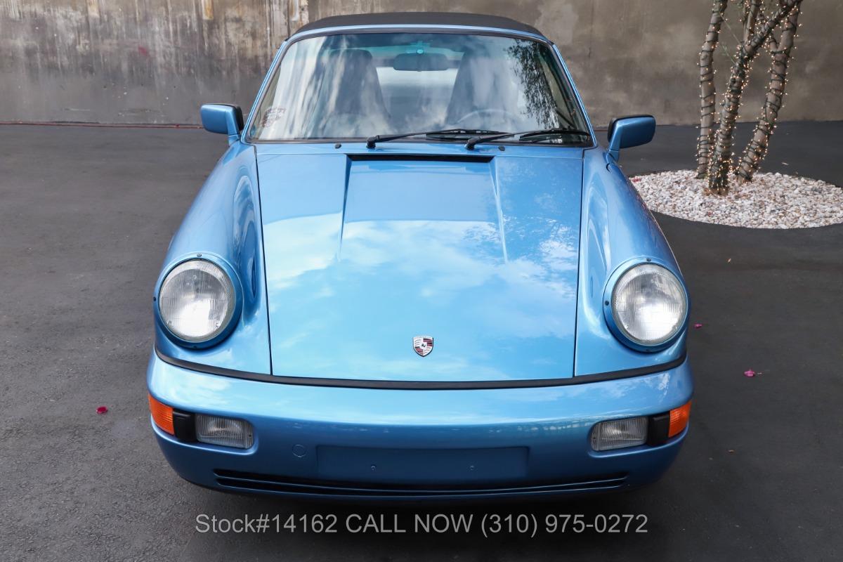 Used 1990 Porsche 964 Carrera Cabriolet   Los Angeles, CA