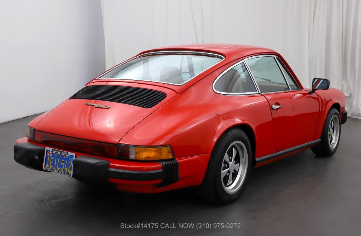 Used 1975 Porsche 911S Coupe | Los Angeles, CA