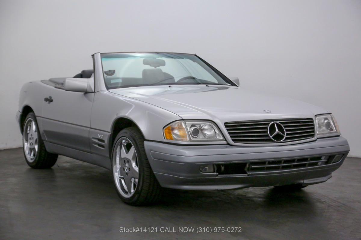 1996 Mercedes-Benz SL600 V12