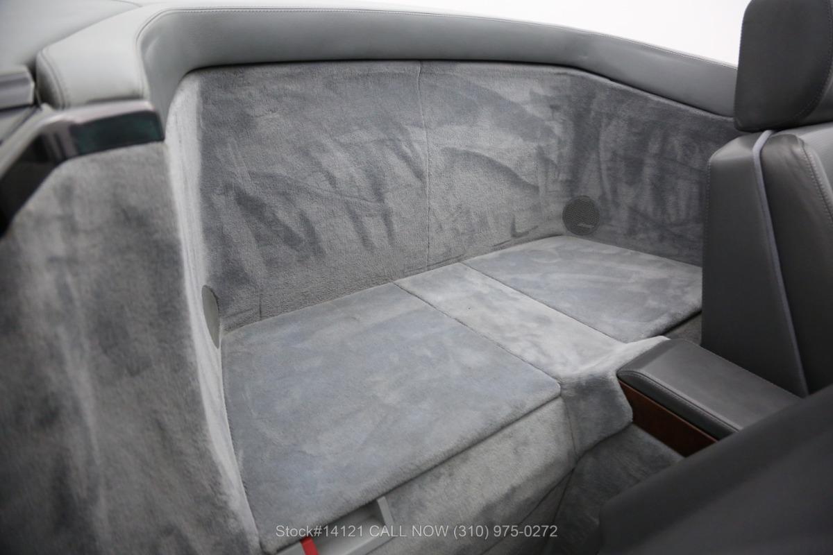 Used 1996 Mercedes-Benz SL600 V12  | Los Angeles, CA