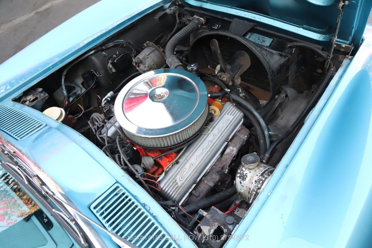 Used 1966 Chevrolet Corvette Convertible | Los Angeles, CA