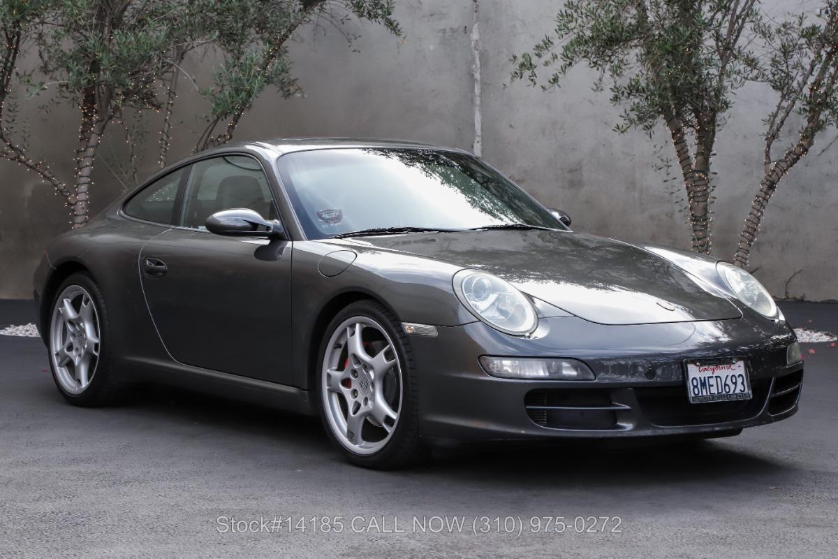 2005 Porsche Carrera S 6-Speed
