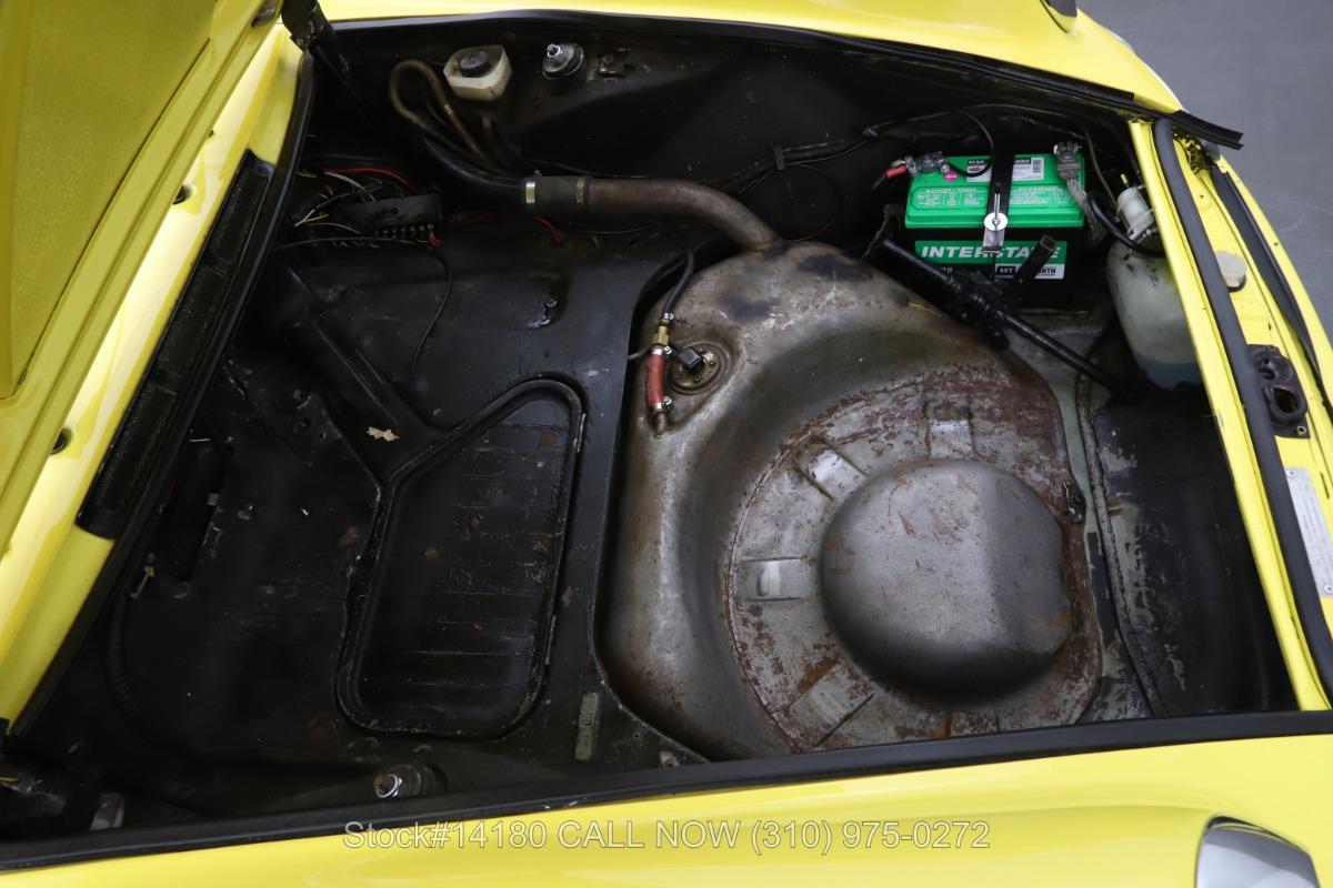 Used 1968 Porsche 912 Targa   Los Angeles, CA