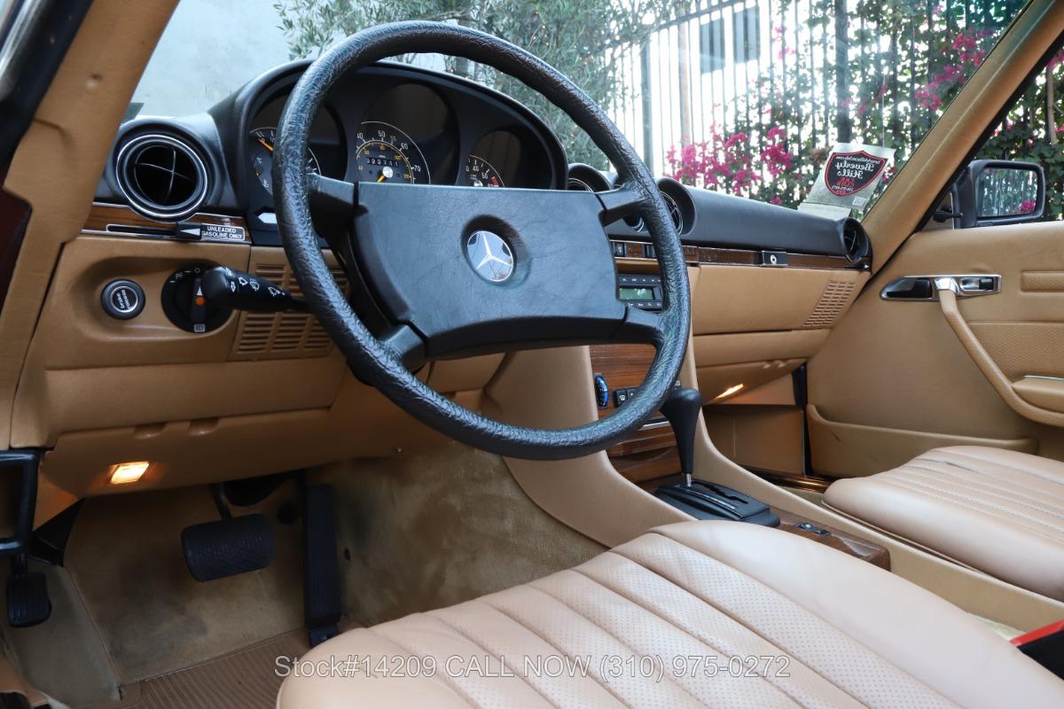 Used 1982 Mercedes-Benz 380SL    Los Angeles, CA