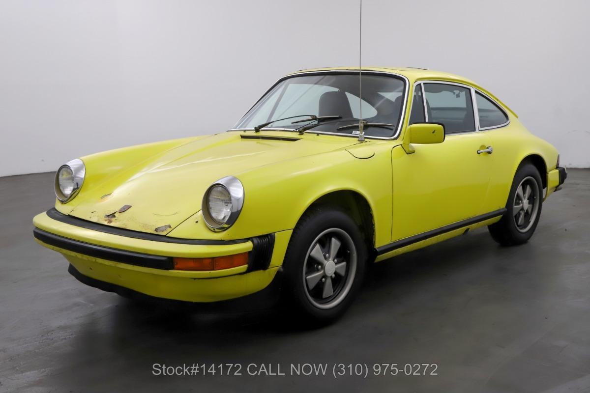 Used 1976 Porsche 912E Sunroof Coupe   Los Angeles, CA
