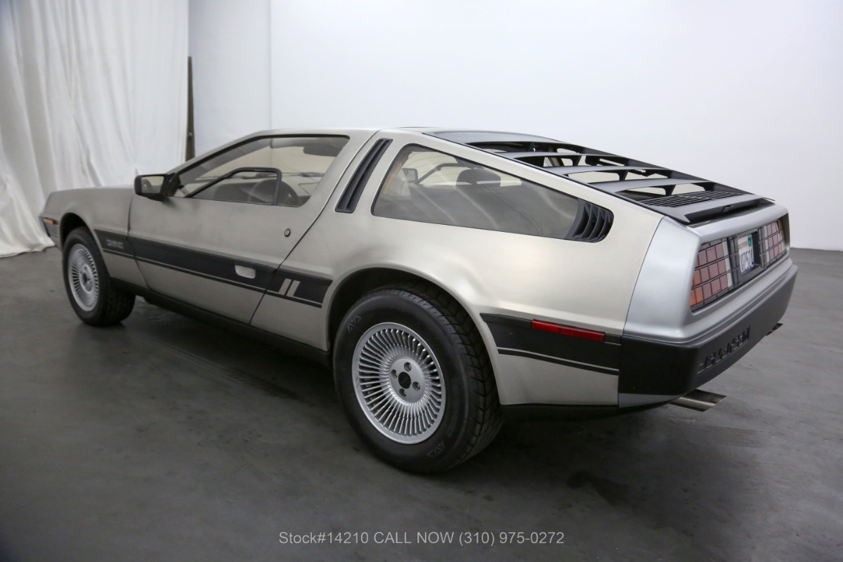 Used 1983 DeLorean DMC-12    Los Angeles, CA