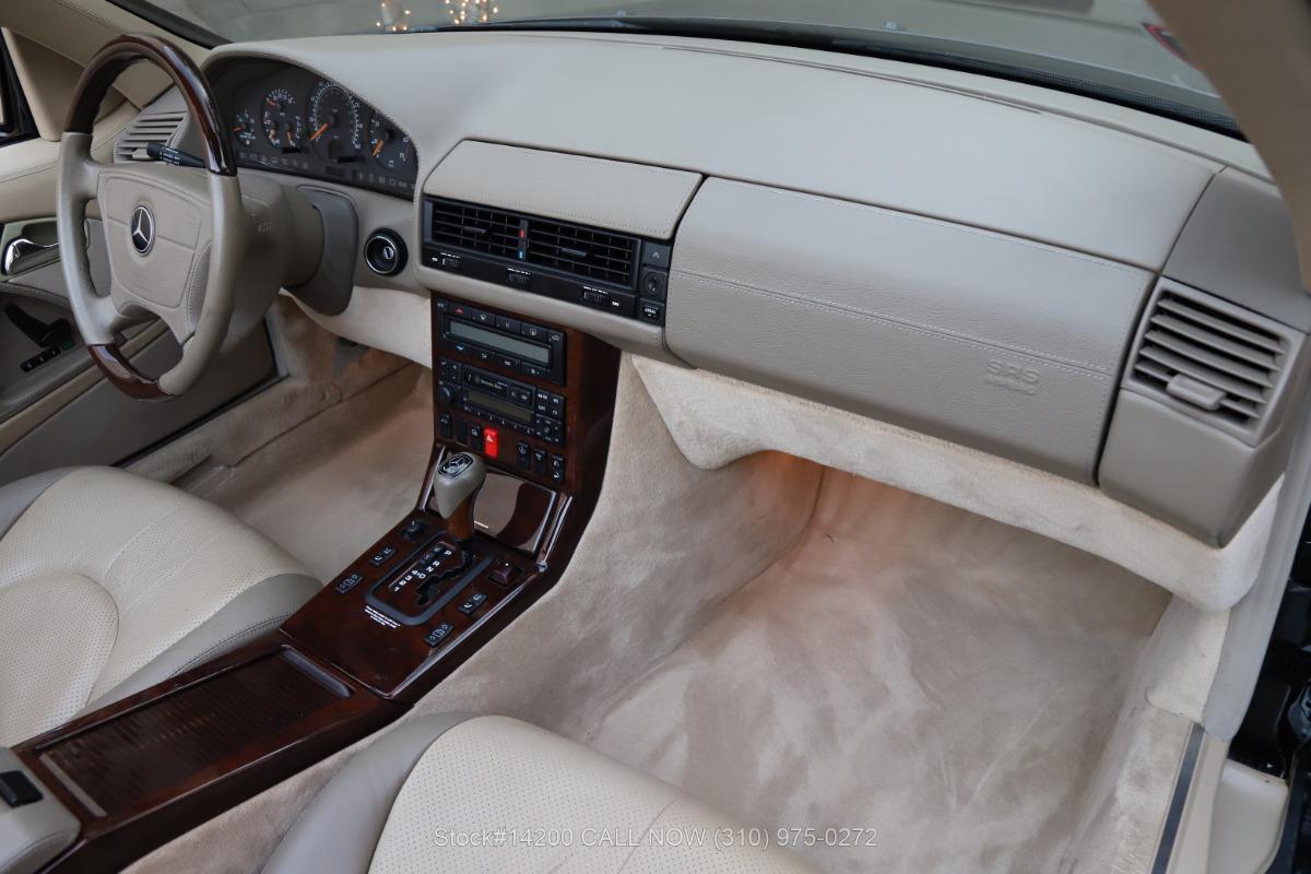 Used 1998 Mercedes-Benz SL600  | Los Angeles, CA