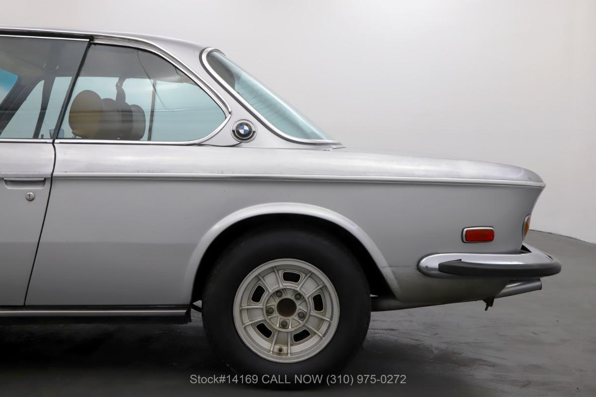 Used 1973 BMW 3.0CS Coupe   Los Angeles, CA