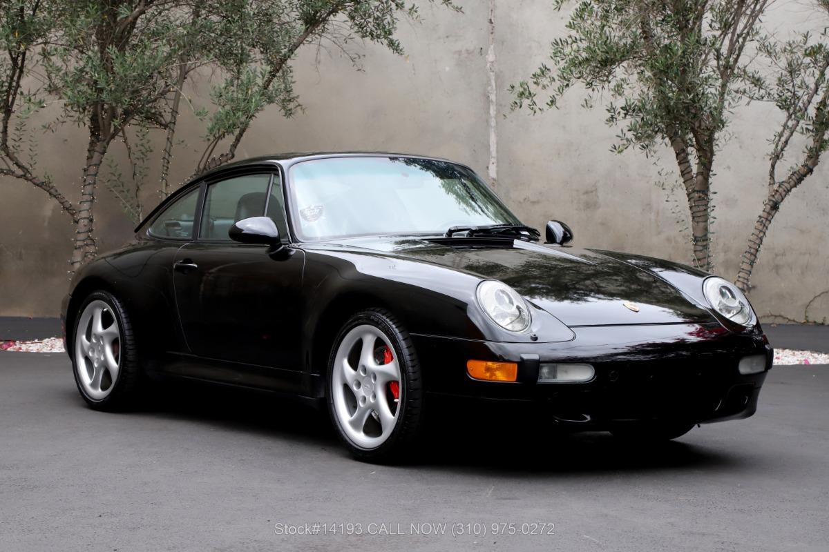 1998 Porsche 993 C4S Coupe