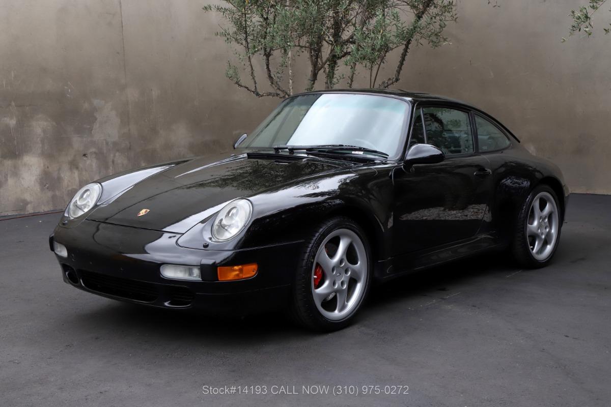 Used 1998 Porsche 993 C4S Coupe   Los Angeles, CA