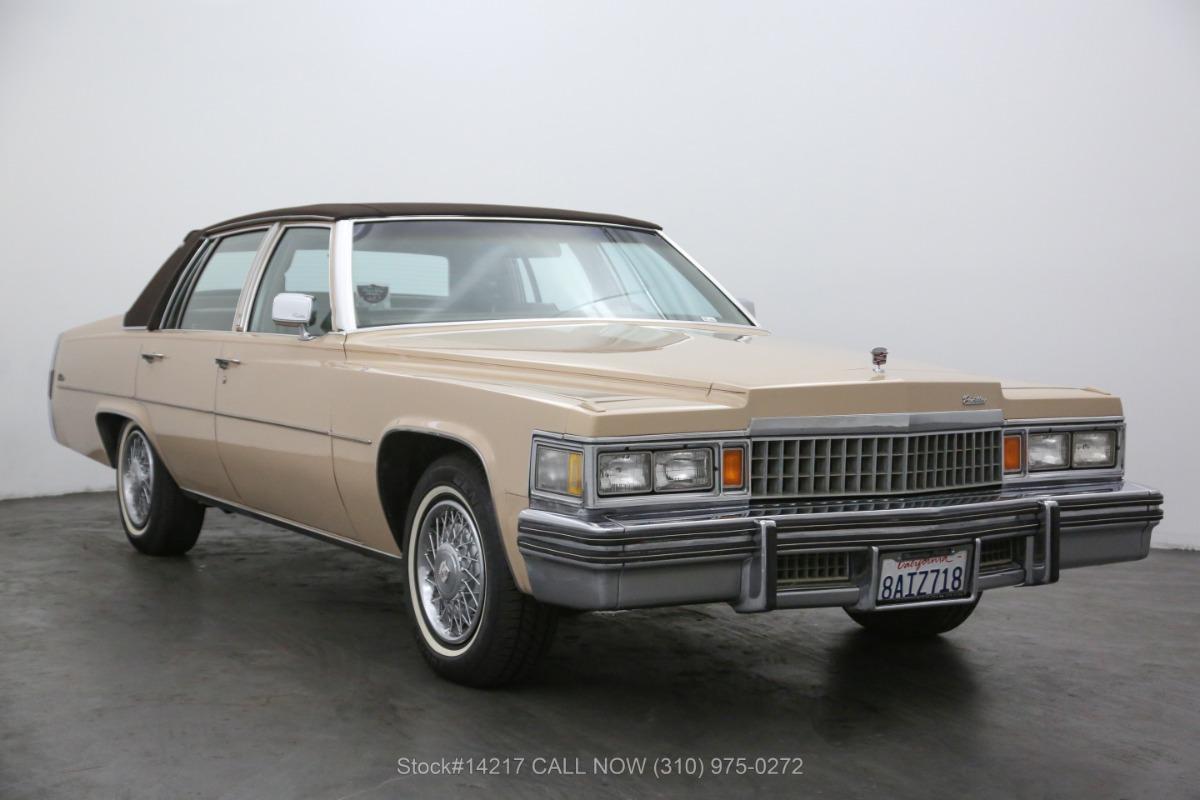 1978 Cadillac Phaeton Sedan