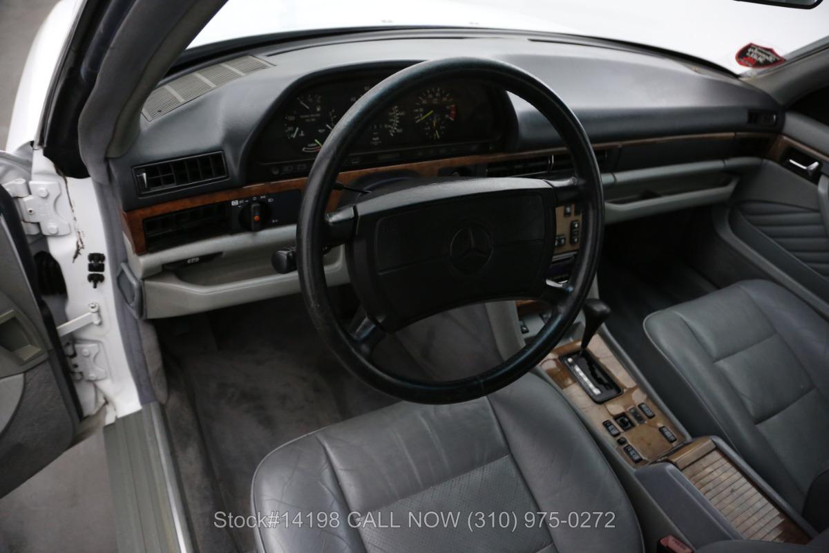 Used 1989 Mercedes-Benz 560SEC    Los Angeles, CA