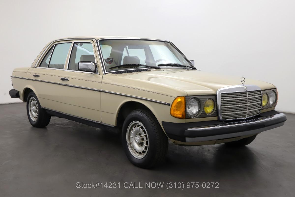 Used 1981 Mercedes-Benz 240D Diesel 4-Speed  | Los Angeles, CA