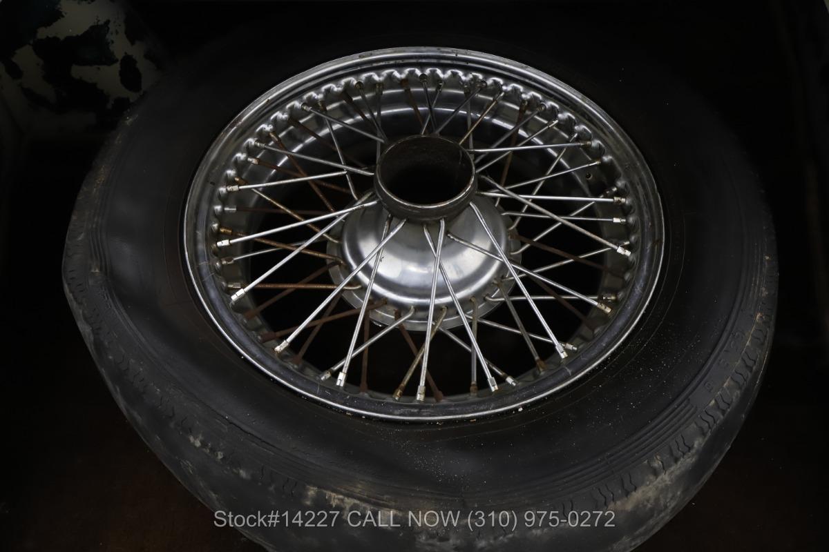 Used 1954 Jaguar XK120SE Fixed Head Coupe | Los Angeles, CA